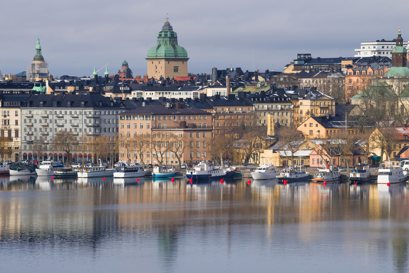 Stockholm Airport is located 37 km (23 miles) from Stockholm city centre.